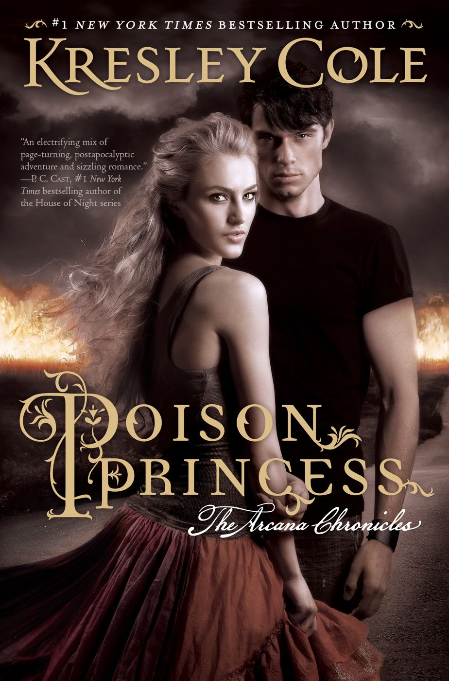 Poison Princess By: Kresley Cole