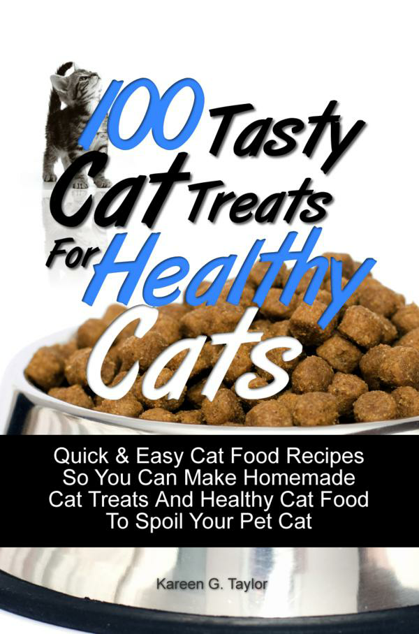 100 Tasty Cat Treats For Healthy Cats