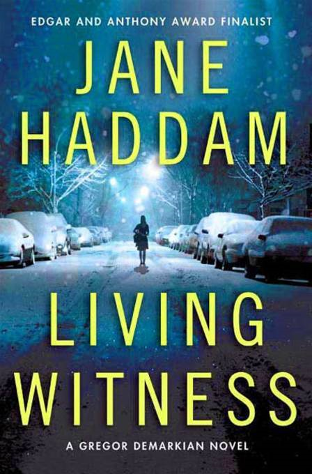 Living Witness By: Jane Haddam