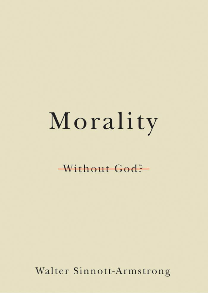 Morality Without God?
