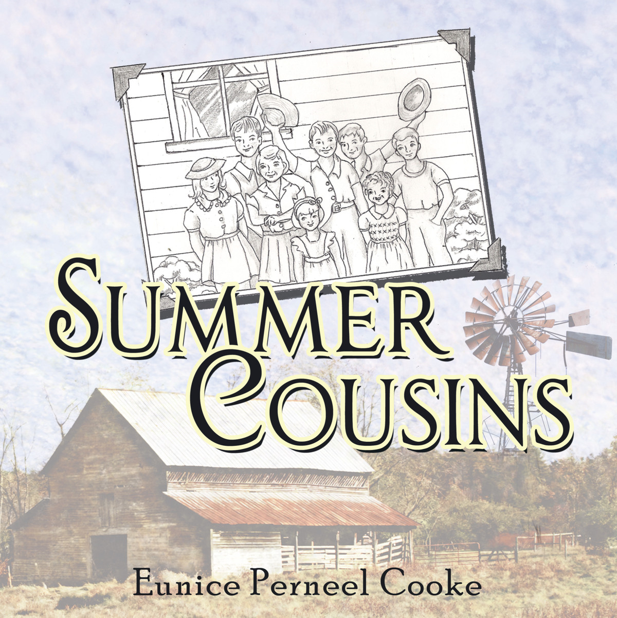 Summer Cousins By: Eunice Perneel Cooke
