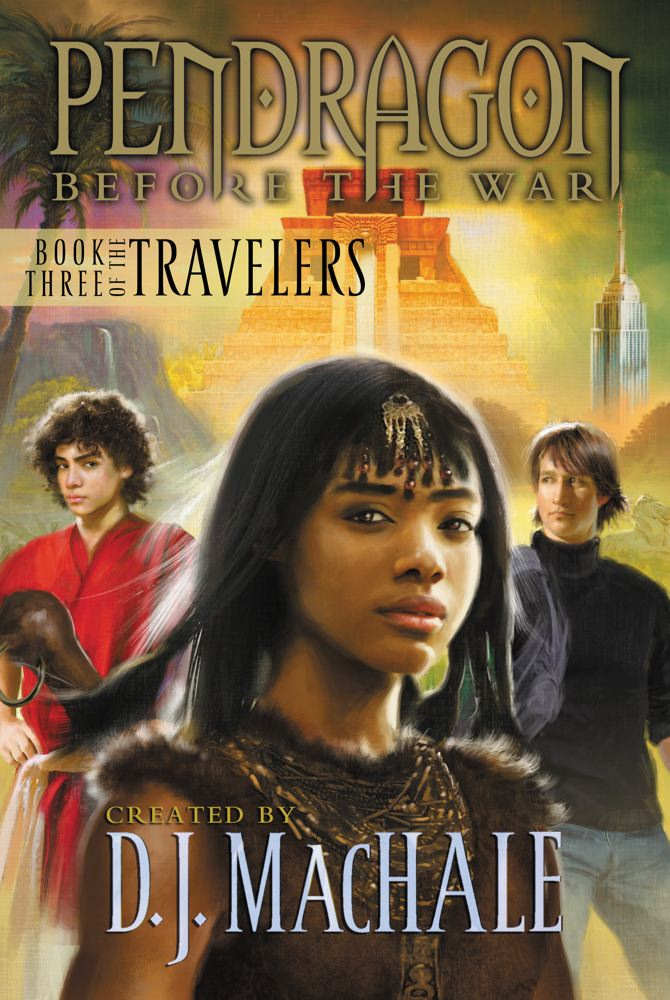 Book Three of the Travelers By: D.J. MacHale,Walter Sorrells