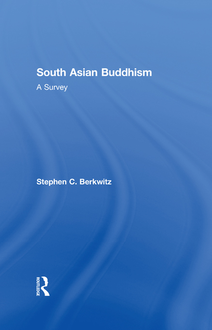 South Asian Buddhism A Survey
