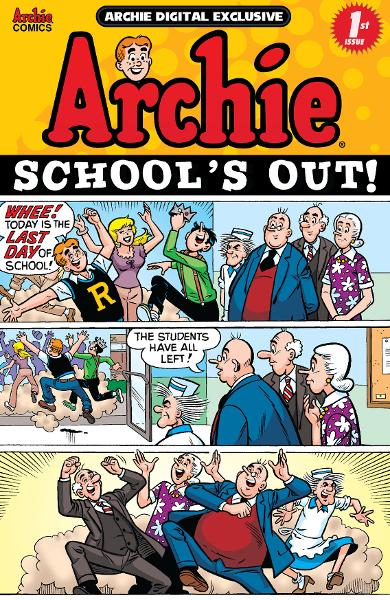 Archie: School's Out!