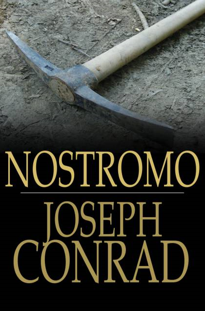 Cover Image: Nostromo: A Tale of the Seaboard