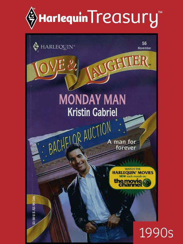 Monday Man By: Kristin Gabriel