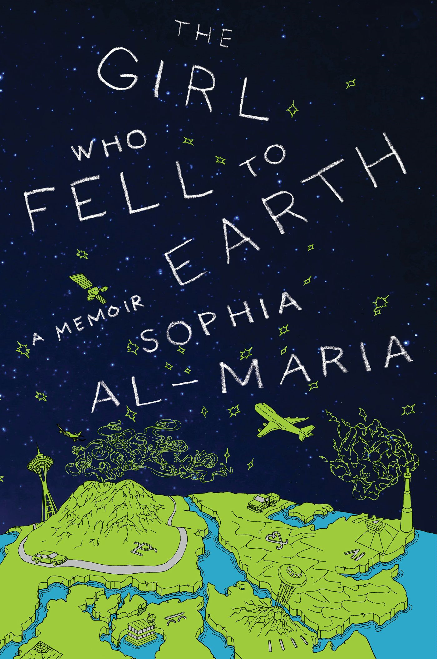 The Girl Who Fell to Earth By: Sophia Al-Maria