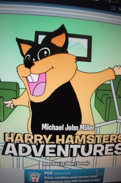 Harry Hamster Adventures