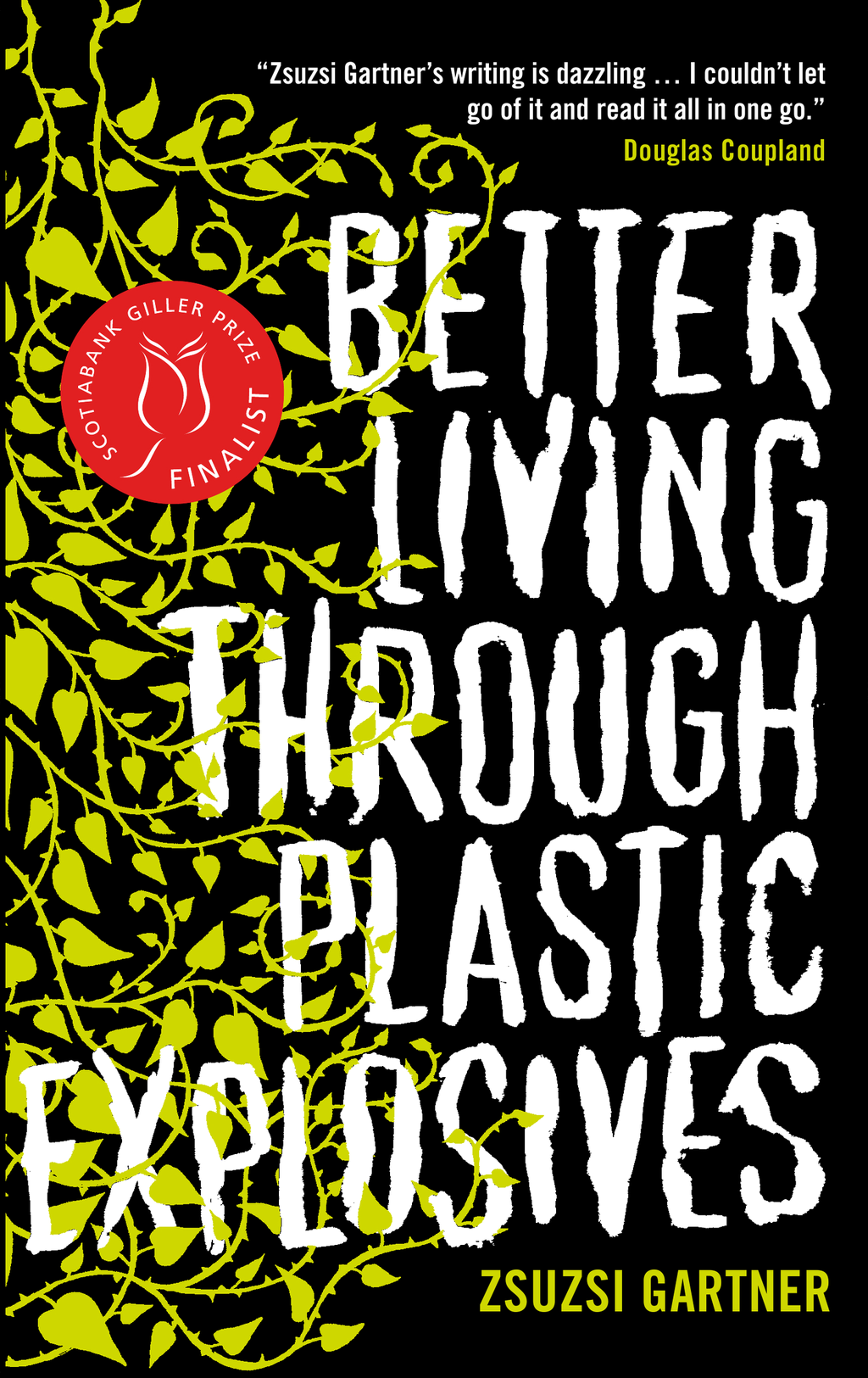 Cover Image: Better Living Through Plastic Explosives