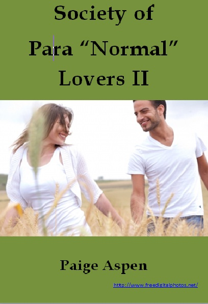Society of Paranormal Lovers Part II (Paranormal Erotica)