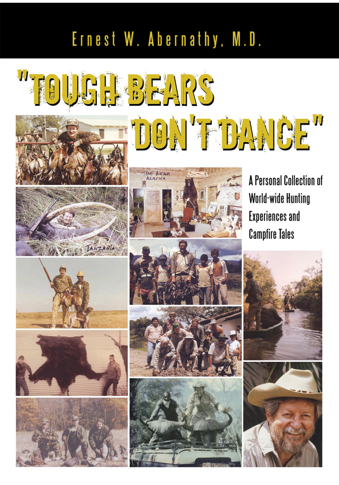 """Tough Bears Don't Dance"""