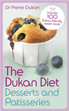 The Dukan Diet Desserts And Patisseries: