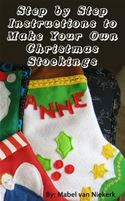 online magazine -  Step by Step Instructions to Make Your Own Christmas Stockings
