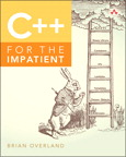C++ for the Impatient