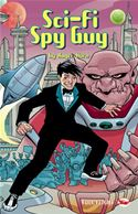 download Si-Fi Spy Guy (Full Flight Gripping Stories)  book