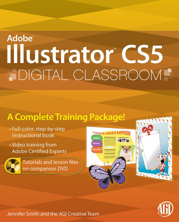 Illustrator CS5 Digital Classroom