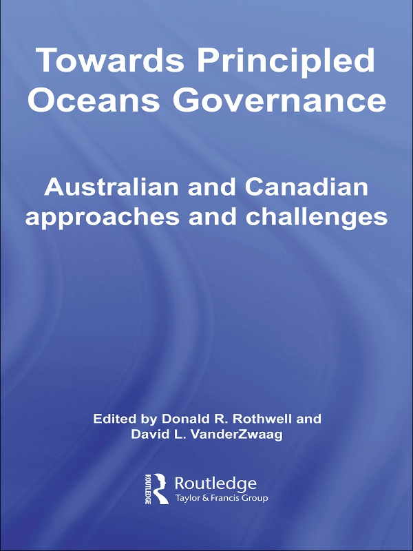 Towards Principled Oceans Governanance