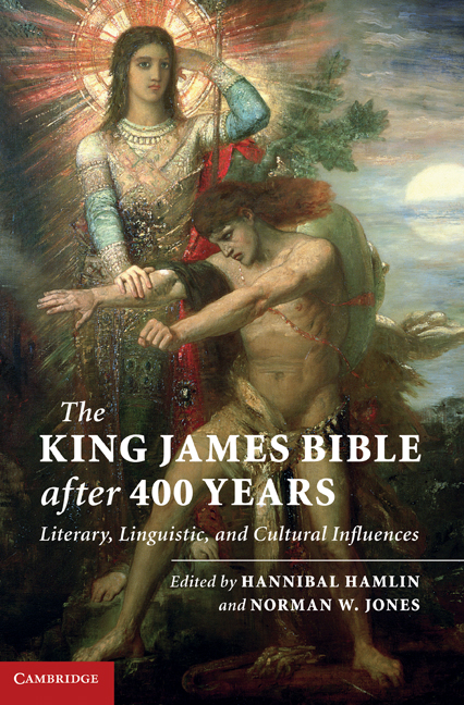 The King James Bible after Four Hundred Years Literary,  Linguistic,  and Cultural Influences