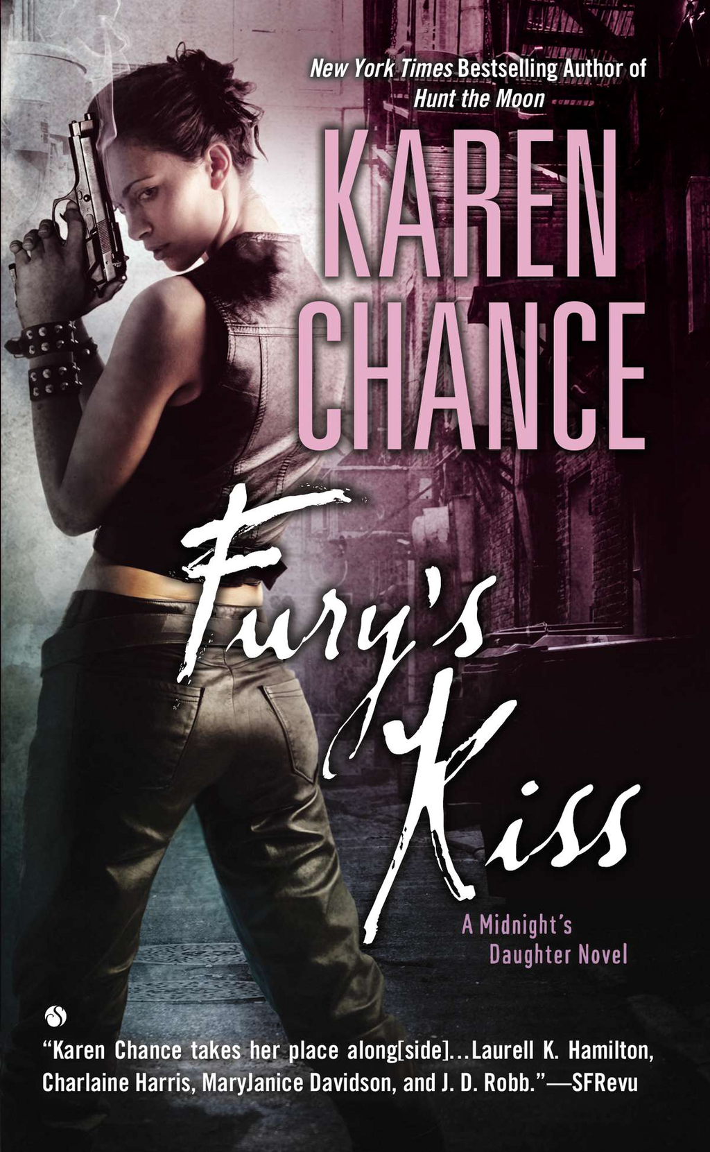 Fury's Kiss By: Karen Chance