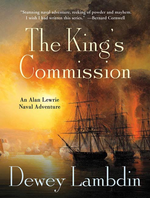 The King's Commission By: Dewey Lambdin