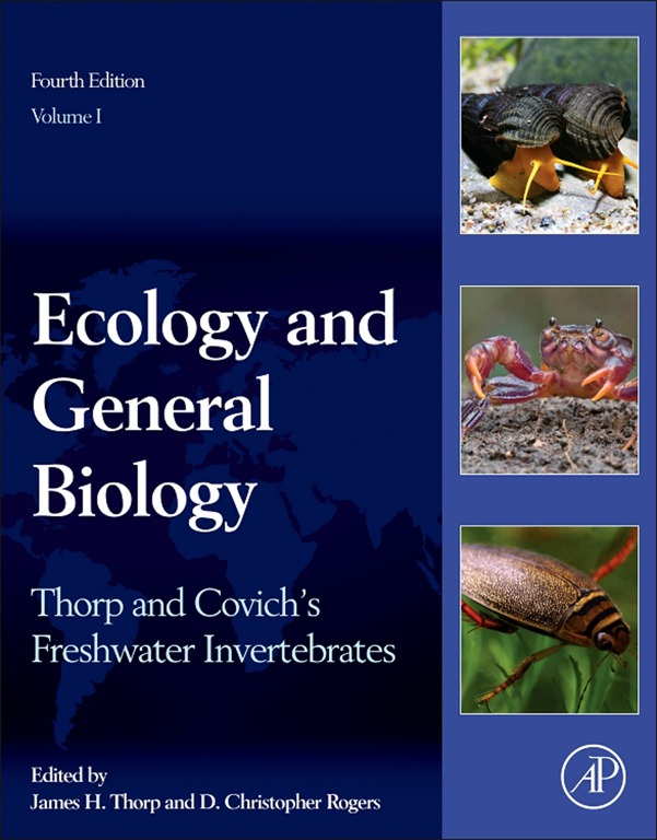 Thorp and Covich's Freshwater Invertebrates Ecology and General Biology