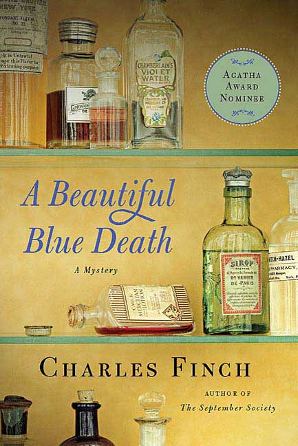 A Beautiful Blue Death By: Charles Finch