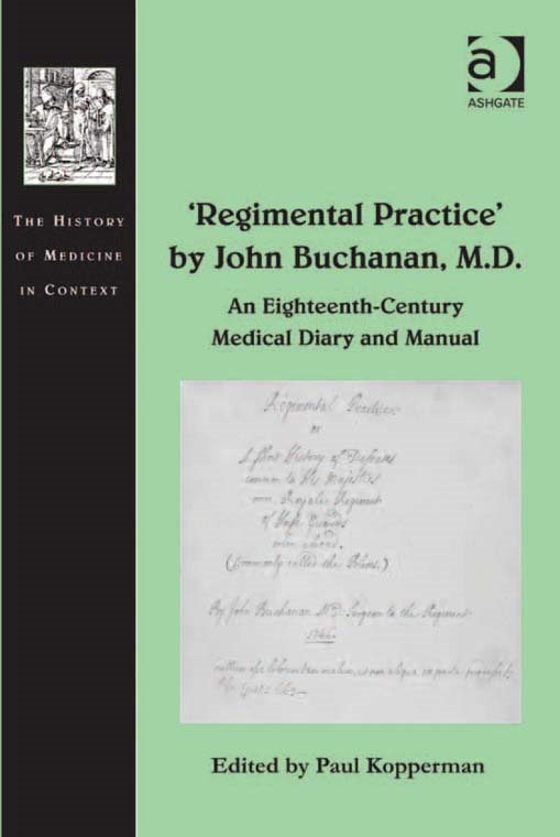 'Regimental Practice' by John Buchanan, M.D.