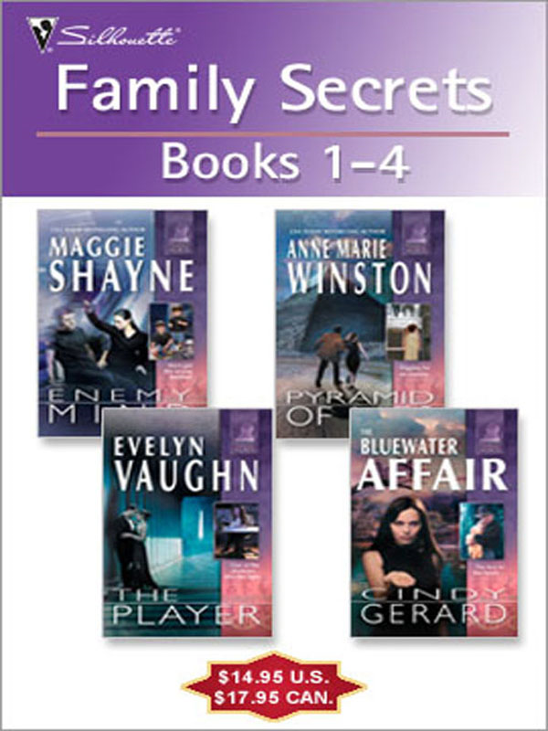 Family Secrets: Books 1-4