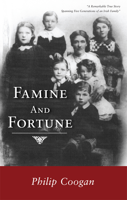 Famine And Fortune By: Philip Coogan