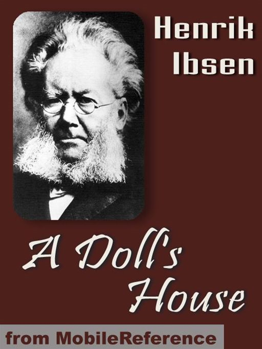 "the dialogue between ibsen's ""a doll's This research paper focuses on the feminist study of henrik ibsen [s a doll's house henrik ibsen was a well-known poet and dramatist of 19th century most of his plays."