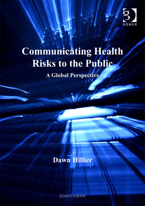 Communicating Health Risks to the Public