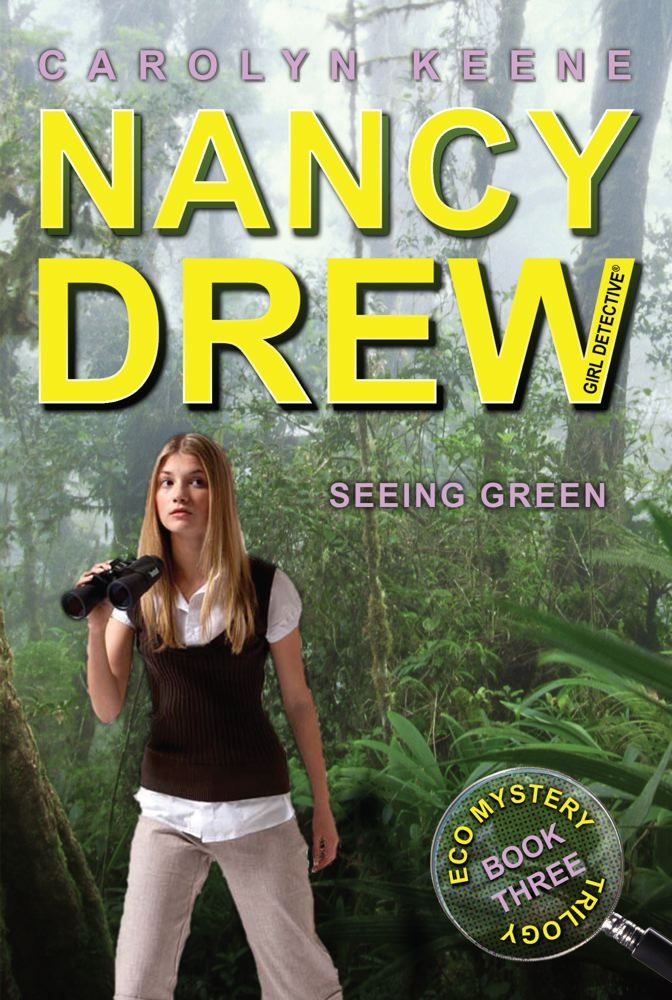 Seeing Green By: Carolyn Keene