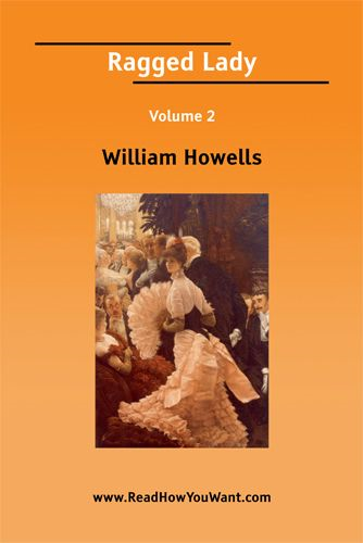 Ragged Lady By: Howells William
