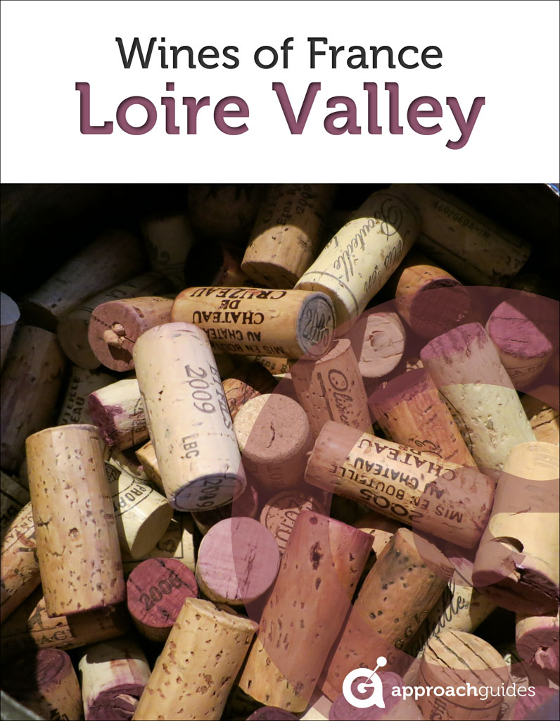 Wines of France: Loire By: Approach Guides,David Raezer,Jennifer Raezer
