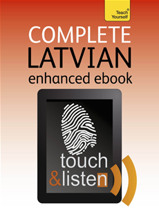 Complete Latvian (Kindle Enhanced Edition) Teach Yourself