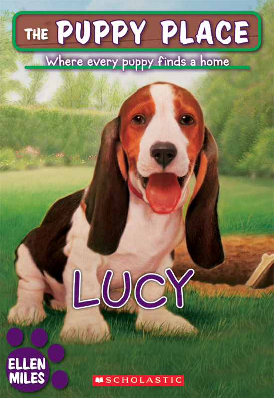 The Puppy Place #27: Lucy By: Ellen Miles