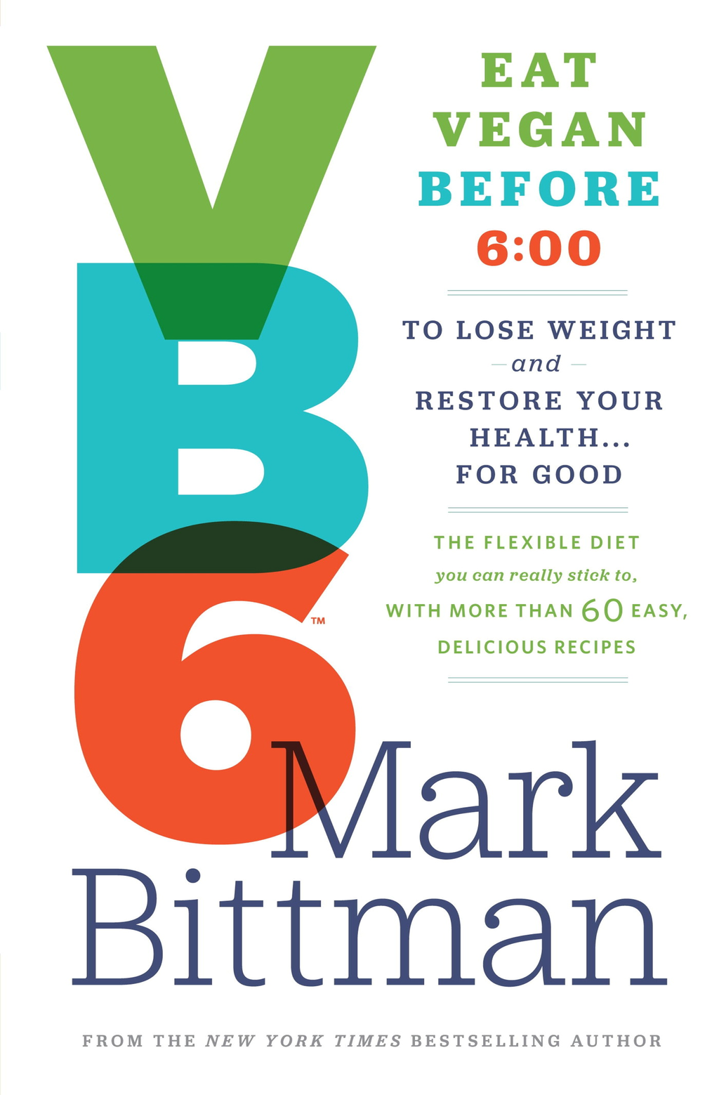 VB6: Eat Vegan Before 6:00 to Lose Weight and Restore Your Health? For Good