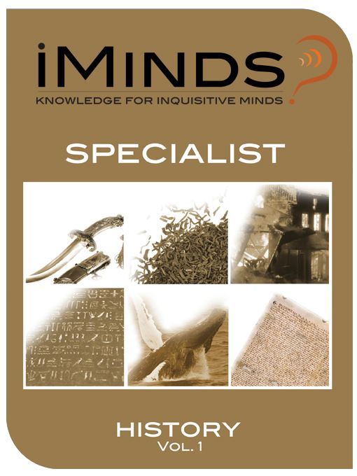 Specialist: History v1 By: iMinds