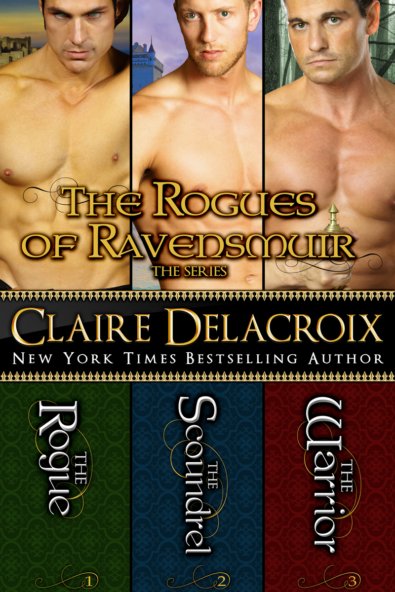 The Rogues of Ravensmuir Boxed Set