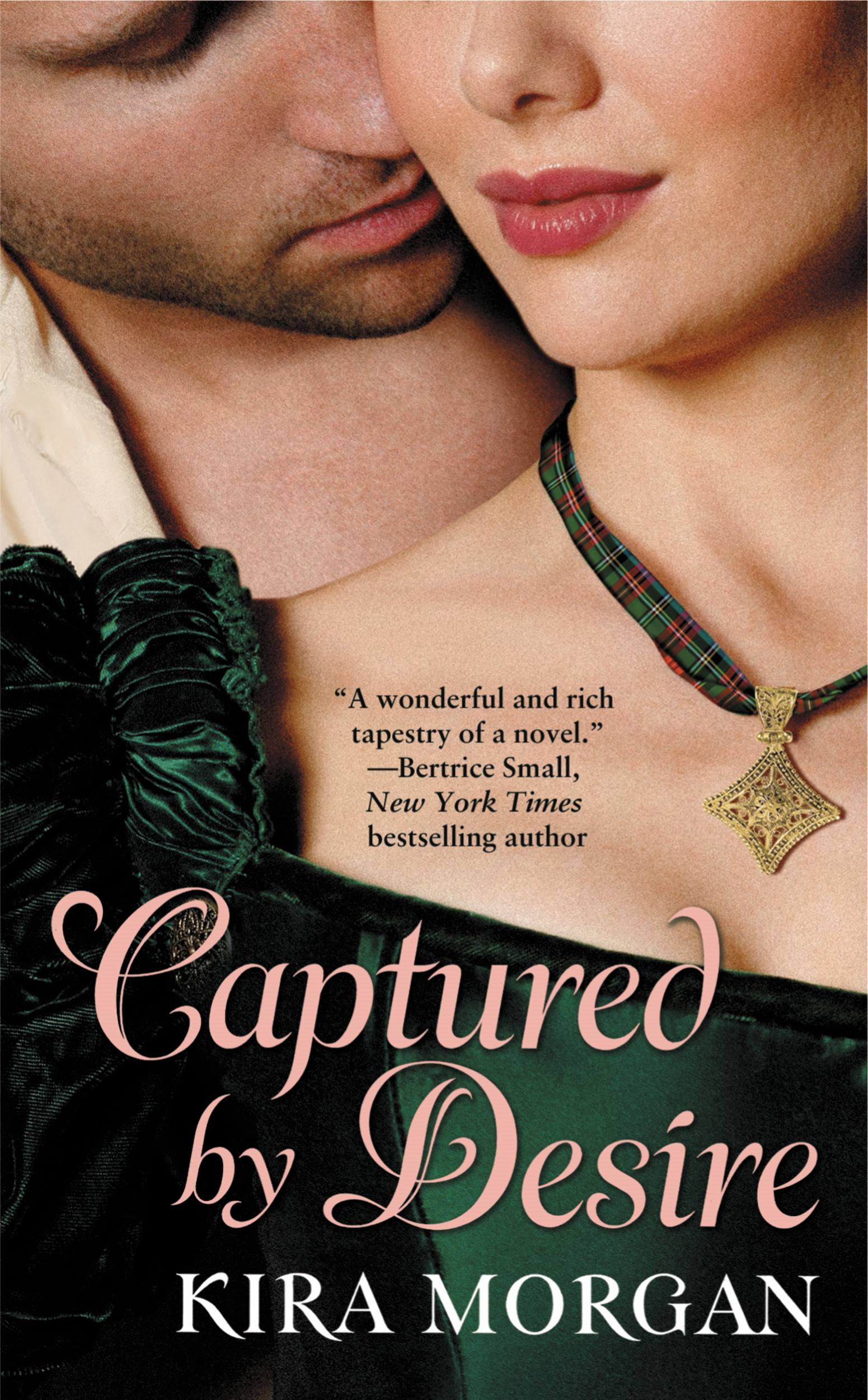 Captured by Desire By: Kira Morgan