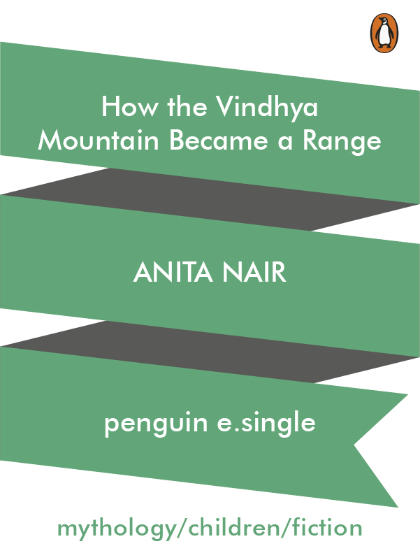 How the Vindhya Mountain Became a Range