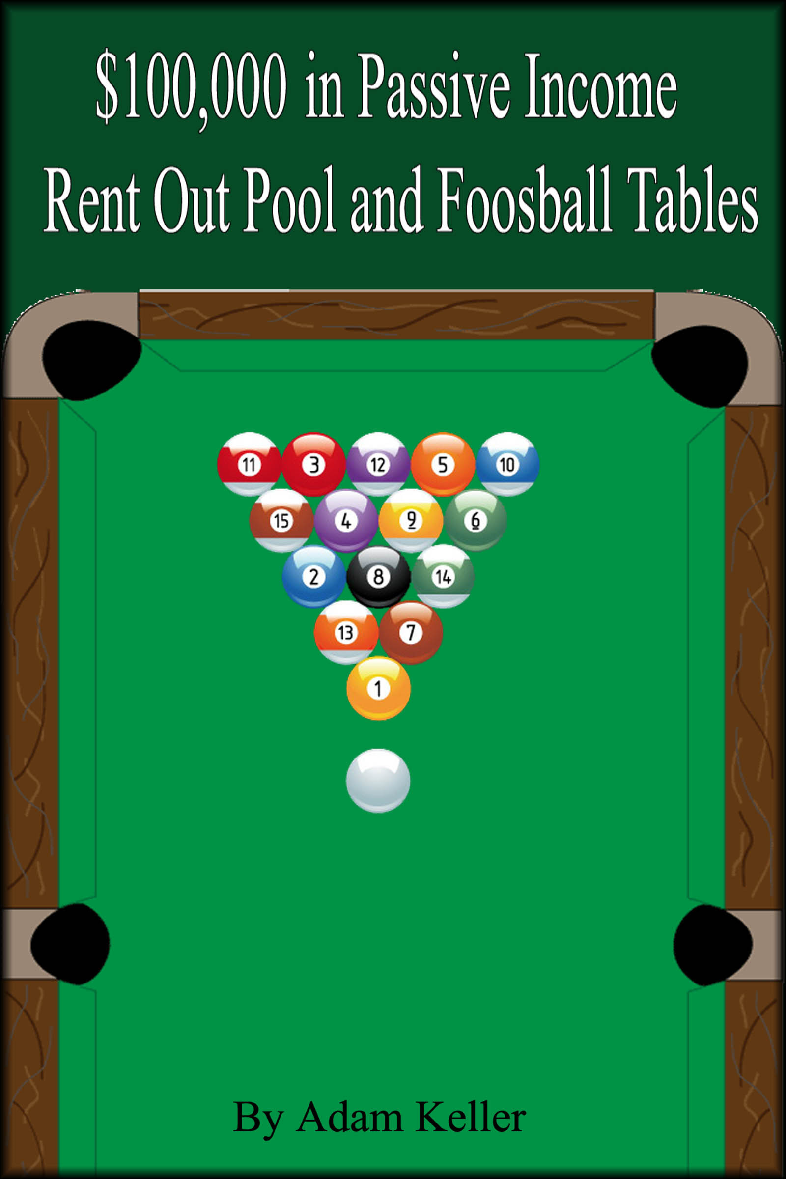 $100,000 in Passive Income: Rent Out Pool and Foosball Tables