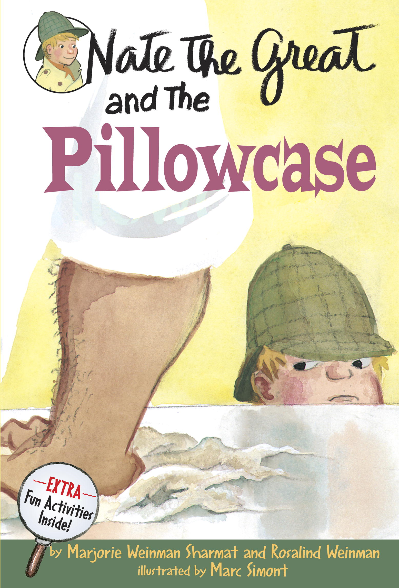 Nate the Great and the Pillowcase By: Marjorie Weinman Sharmat,Rosalind Weinman,Marc Simont