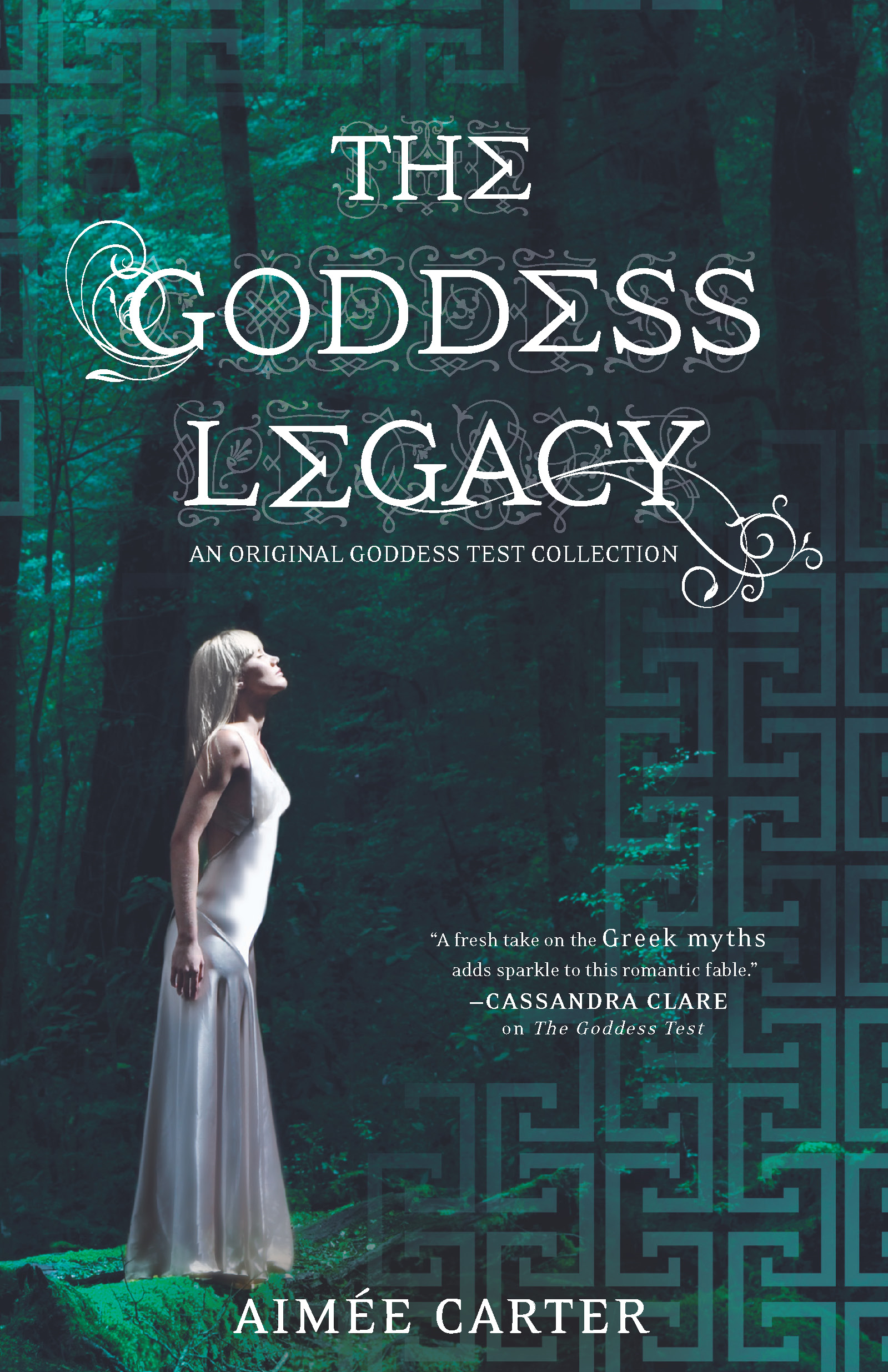 The Goddess Legacy: The Goddess Queen\The Lovestruck Goddess\Goddess of the Underworld\God of Thieves\God of Darkness