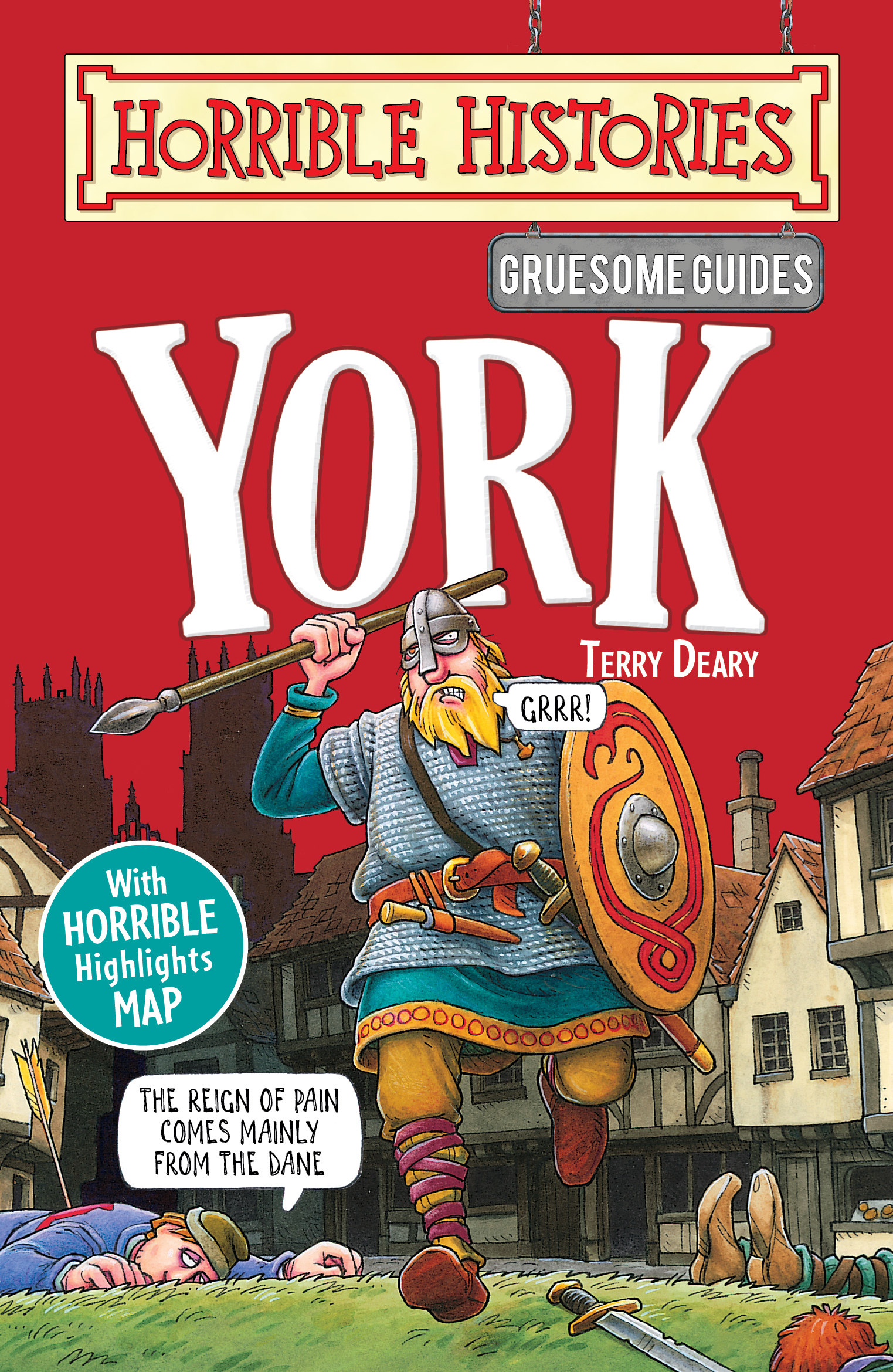 Gruesome Guides: York