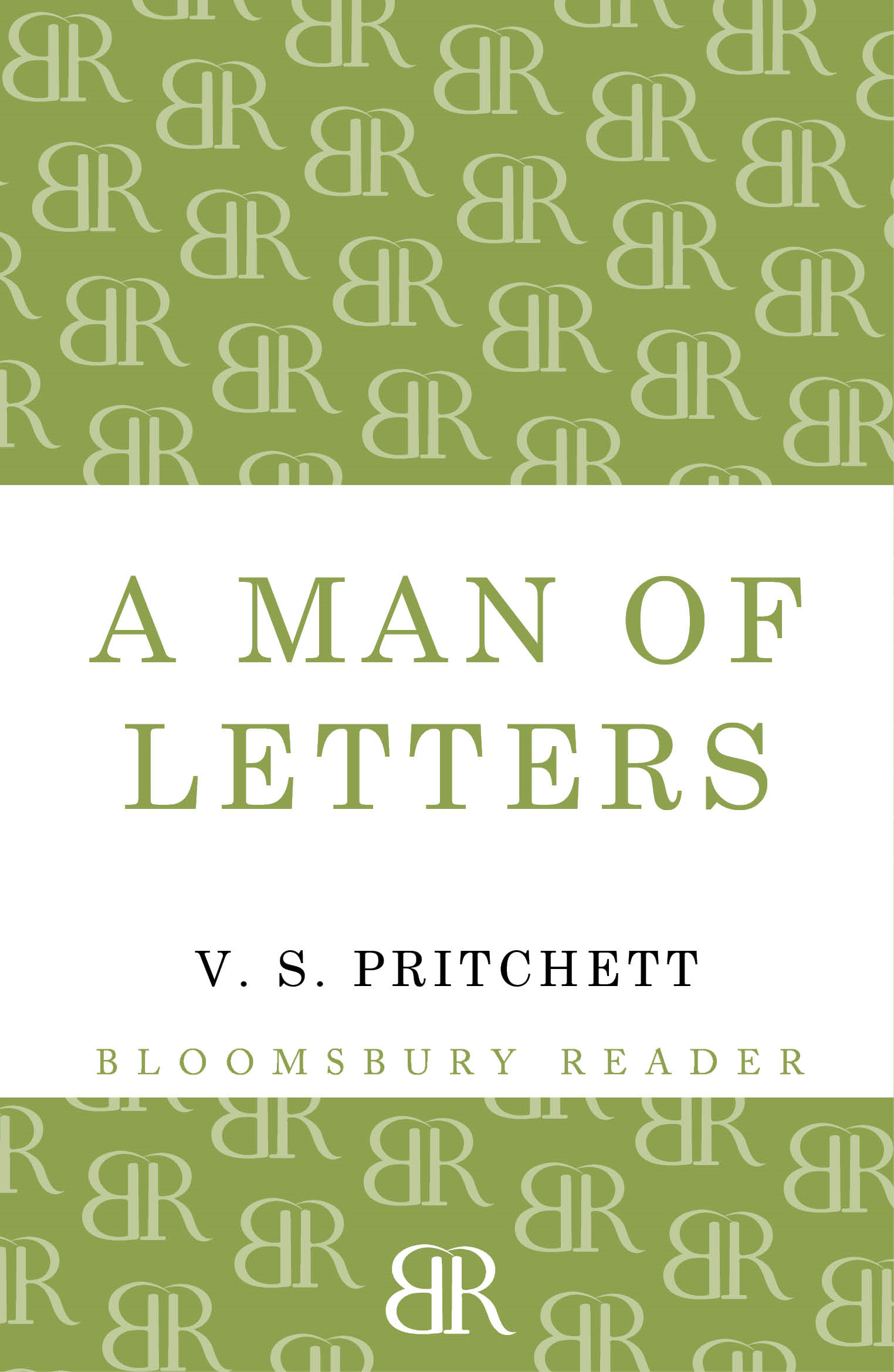A Man of Letters: Selected Essays By: V.S. Pritchett