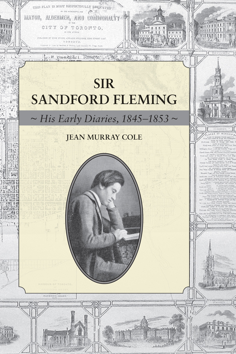 Sir Sandford Fleming By: