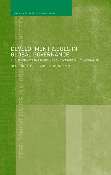 Development Issues in Global Governance