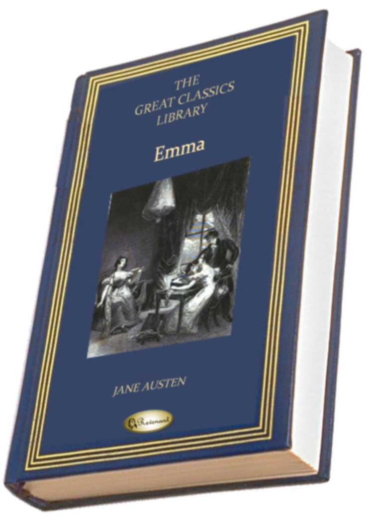 Jane Austen - Emma (The Great Classics Library)