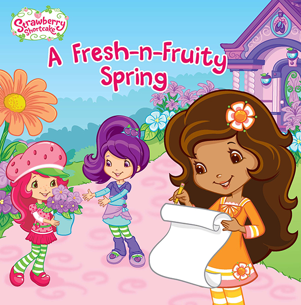 A Fresh-n-Fruity Spring By: Lauren Cecil,MJ Illustrations